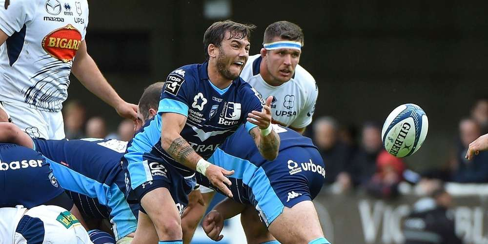 Match amical Agen Montpellier 2019