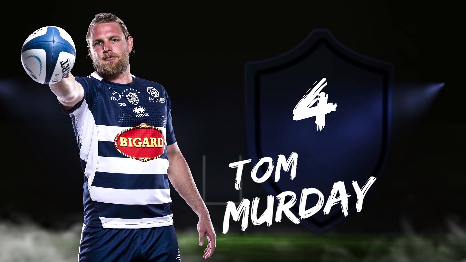 Tom Murday départ SUA Agen Japon